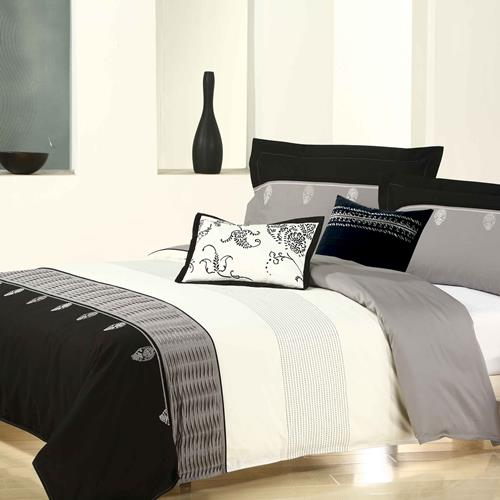 North Home Hebbe 5-piece Duvet Cover (King)
