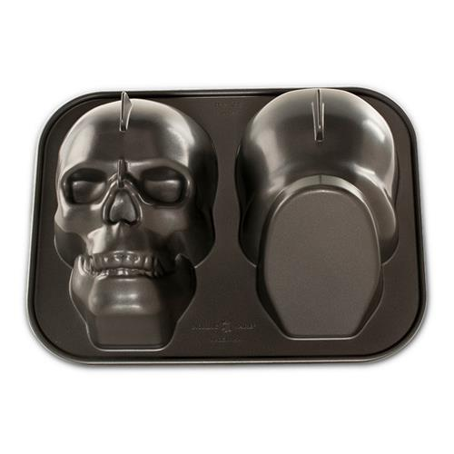 Nordic Ware Haunted Skull Cake Pan Cake Pans Best Buy
