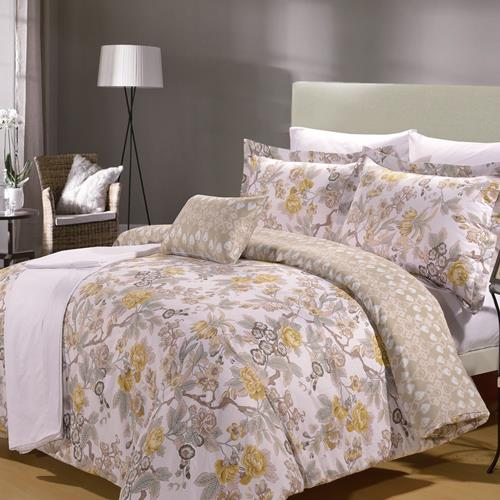 North Home Adele 8-piece Duvet Cover (King)