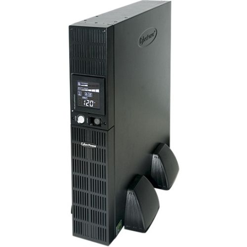CyberPower OR2200PFCRT2U PFC Sinewave UPS System 2000VA 1320W Rack/Tower PFC compatible Pure sine wave
