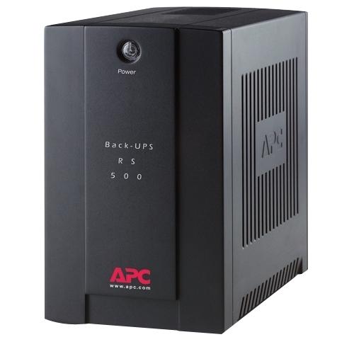 APC Back-UPS RS BR500CI-AS 500 VA Tower UPS