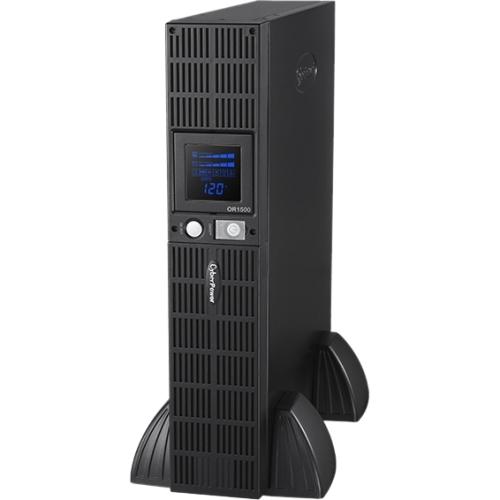 CyberPower Smart App Intelligent LCD OR1500LCDRT2U 1500VA UPS LCD RT