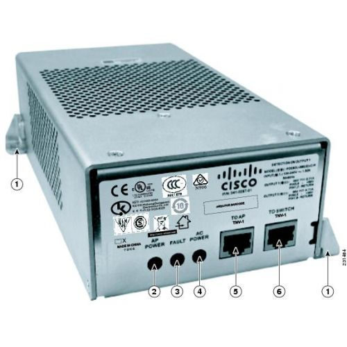 Cisco Power over Ethernet Injector