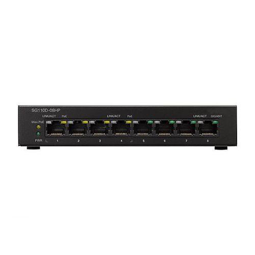 Cisco SG110D-08HP Ethernet Switch