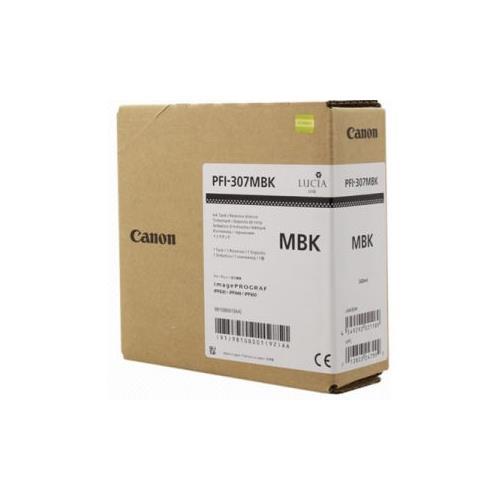 Canon PFI-307MBK Ink Cartridge - Matte Black
