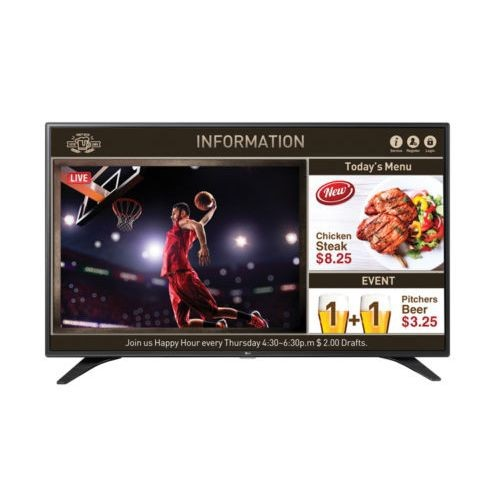 "LG 43"" 1080p HD Commercial Grade LED TV (43LW540S)"