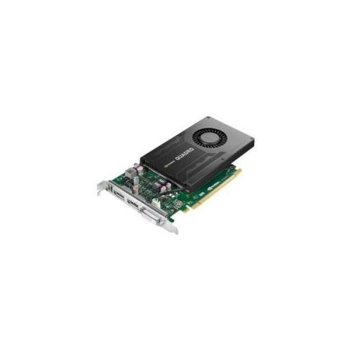 Lenovo Quadro K2200 Graphic Card - 1.05 GHz Core - 4 GB GDDR5 SDRAM - PCI Express 2.0