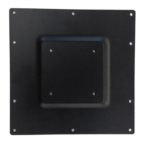 GlobalTone Adaptateur VESA pour supports TV jusqu?a VESA 200x200mm Noir