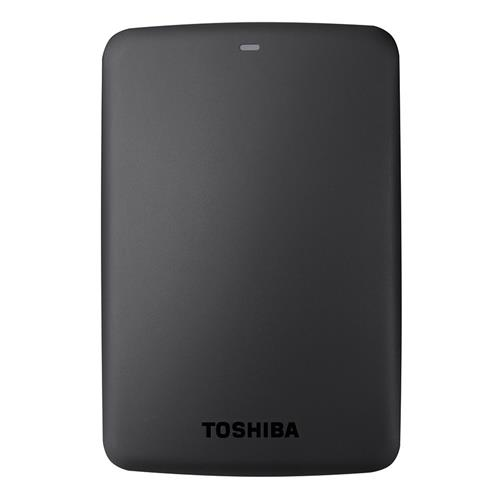 TOSHIBA Canvio Basics 2TB USB 3.0 Portable Hard Drive, Black (HDTB320XK3CA)