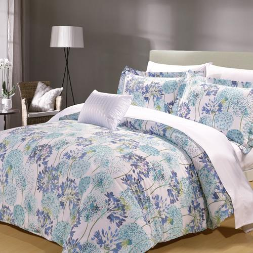 North Home Meadow 8-piece Duvet Cover (Queen)