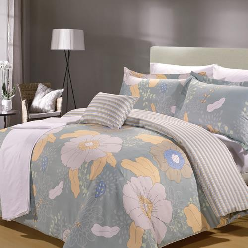 North Home Poppy 8-piece Duvet Cover (King)