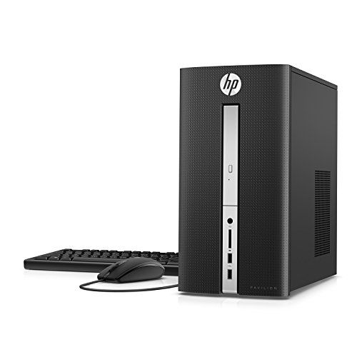 HP Pavilion 510-p089 Tower - 1 x Core i7 6700T / 2.8 GHz - RAM 8 GB - HDD 1 TB - DVD SuperMulti - GF GT 730 - GigE - WLAN: