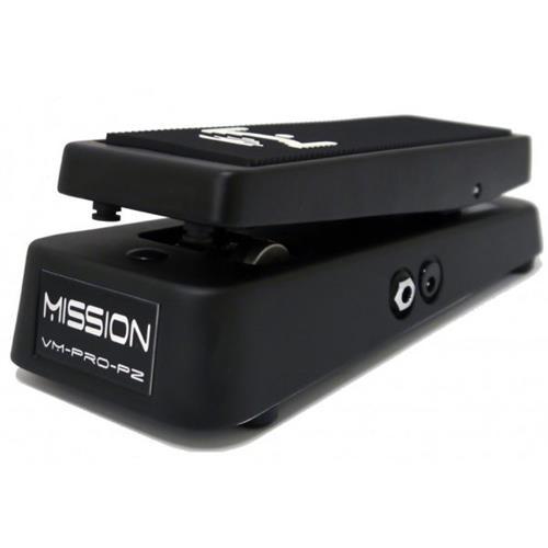 Mission Engineering VM-PRO Volume Pedal - Flat Black