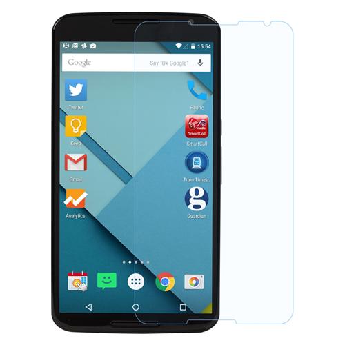 Caseco Screen Patrol - Nexus 6 Anti-Blue Light Tempered Glass