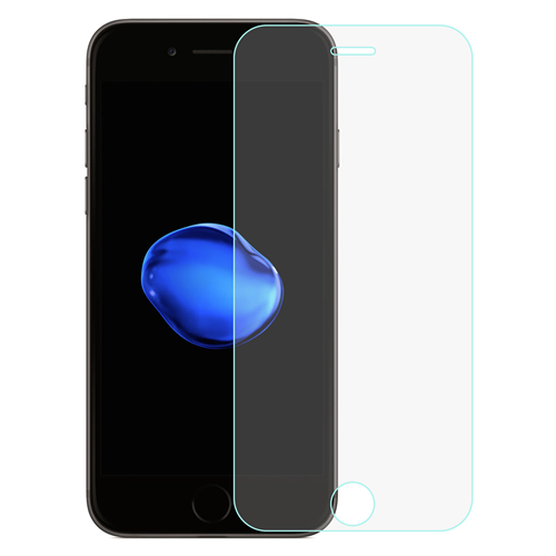 Caseco Screen Patrol - iPhone 7 Plus Tempered Glass Screen Protector