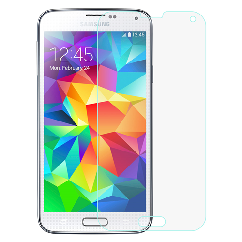 Caseco Screen Patrol - Galaxy S5 Neo and S5 Tempered Glass Screen Protector