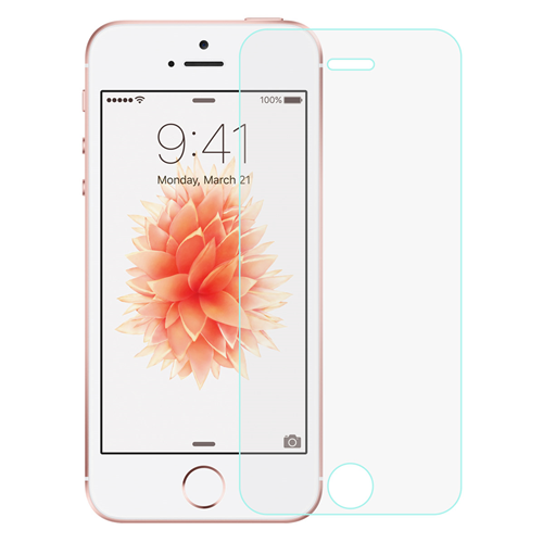 Caseco Screen Patrol - iPhone SE Tempered Glass Screen Protector