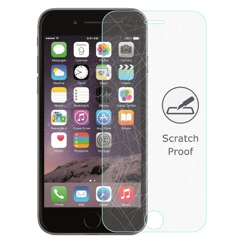 Caseco Screen Patrol - iPhone 6S Tempered Glass Screen Protector
