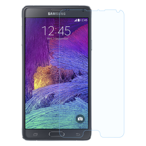 Caseco Screen Patrol - Galaxy Note 4 Anti-Blue Light Tempered Glass