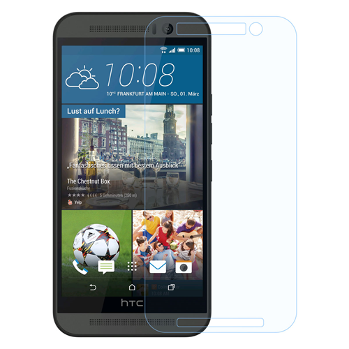 Caseco Screen Patrol - HTC One M9 Anti-Blue Light Tempered Glass