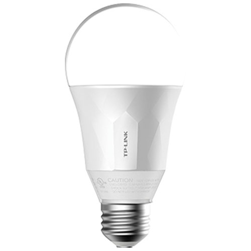 Tp Link A19 Smart Dimmable Led Light Bulb Lb100 White Smart Lights Best Buy Canada