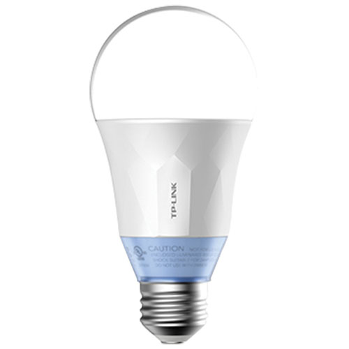 TP-LINK A19 Wi-Fi Smart LED Tunable Light Bulb- White