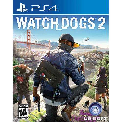Watch Dogs 2 (PS4) - Previously Played