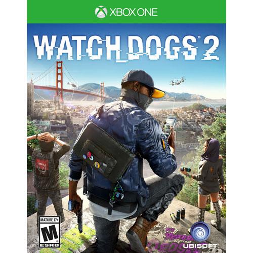 Watch Dogs 2 (Xbox One) - Usagé