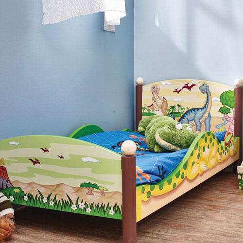 Fantasy Fields Dinosaur Kingdom Toddler Bed Toddler Beds