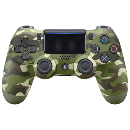 PlayStation DUALSHOCK 4 Wireless Controller - Green Camo