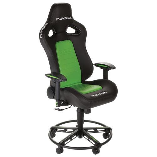 Chaise de jeu L33T de Playseat - Vert-noir