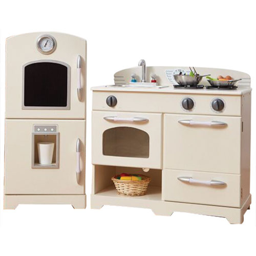 Teamson Kids Modern Play Kitchen   White : Play Kitchens   Best Buy Canada