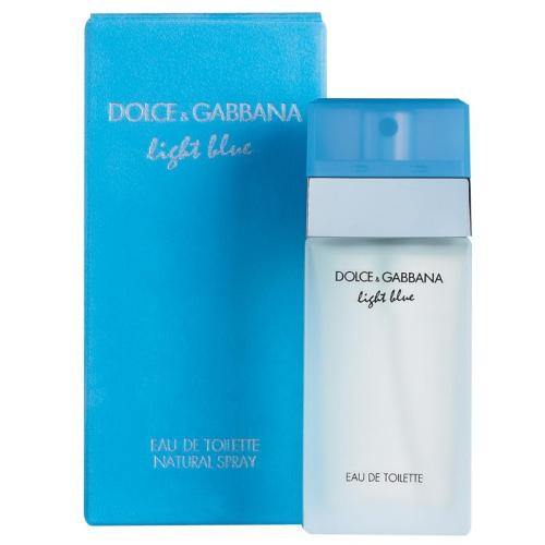 dolce and gabbana light blue for women 100ml eau de. Black Bedroom Furniture Sets. Home Design Ideas