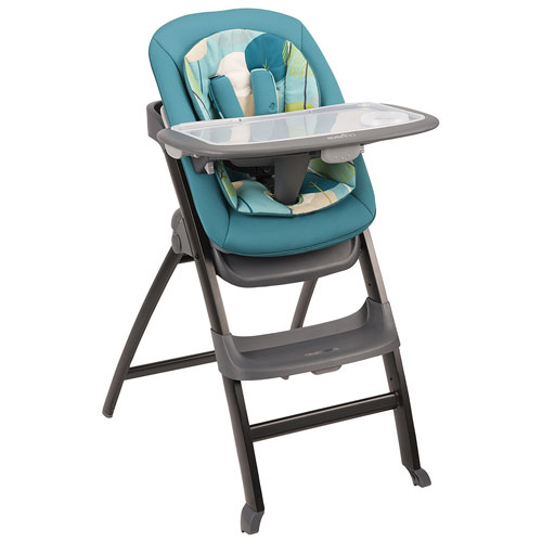 Evenflo Deep Lake 4 In 1 Quatore High Chair   Grey   Online Only
