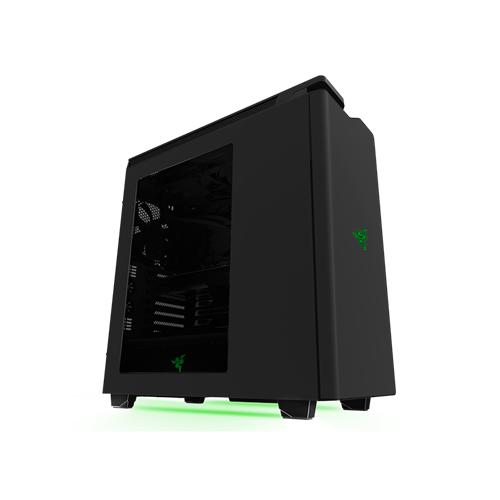 NZXT H440 New Razer Edition Window USB 3.0 Mid Tower ATX Case