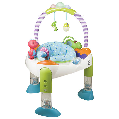 fac1cdf42fe6 Evenflo ExerSaucer Fast Fold + Go Activity Center -