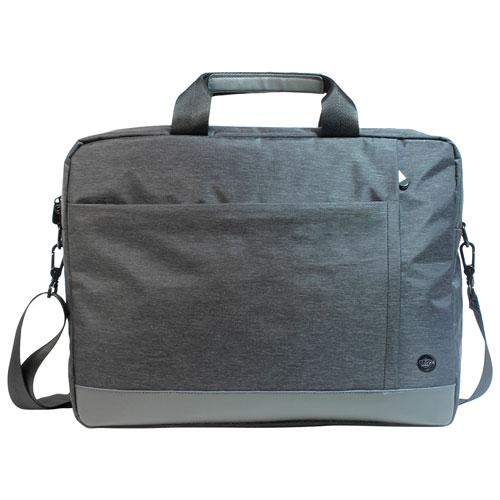 "PKG 15"" Laptop Brief Bag - Dark Grey"