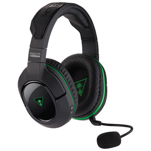 Turtle Beach Earforce Stealth 420X+ Over-Ear Sound Isolating Gaming Headset for Xbox One - Black