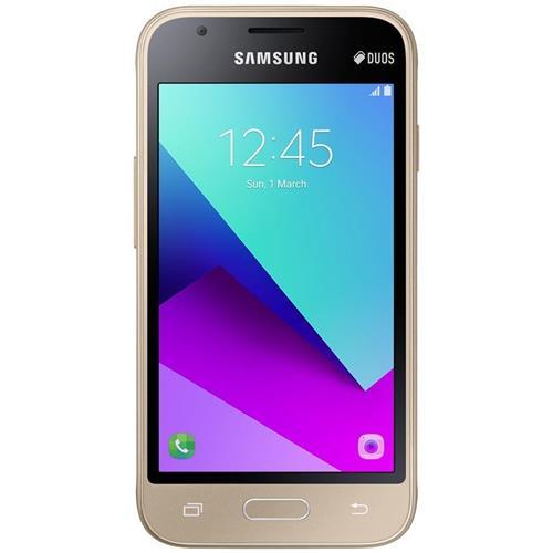 Samsung Galaxy J1 Mini Prime LTE Dual SIM - 8GB Smartphone Gold - Unlocked (International Version w/Seller Provided Warranty)