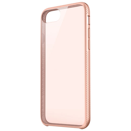Belkin SheerForce iPhone 7/8 Fitted Hard Shell Case - Rose Gold