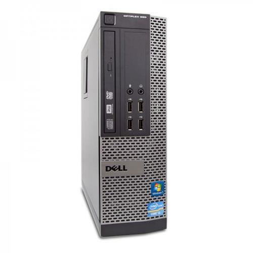 DELL OPTIPLEX 990, SFF, I5 2400, 3.1 GHZ, DDR3, 16.0 GB, 2TB DVD, GB NIC, WINDOWS 7 10 HOME 3 YR Warranty - Refurbished