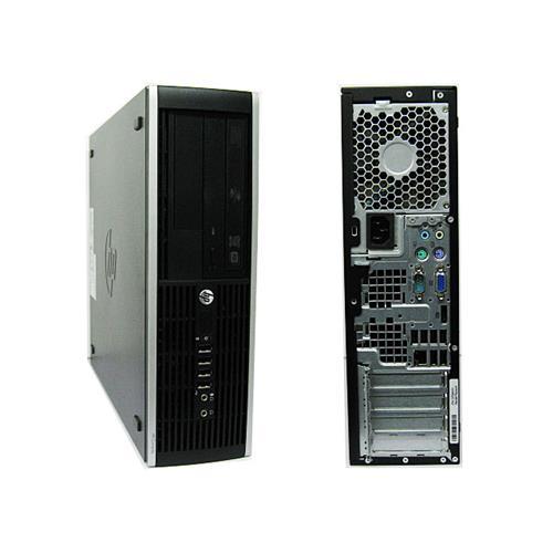 HP 6200 PRO, SFF, I3 2100, 3.1 GHZ, DDR3, 8.0 GB, 2TB DVD, GB NIC Windows 10 Home Premium 3 YR Warranty - Refurbished