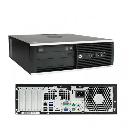 HP PRO 6300, SFF, I5 3470, 3.2 GHZ, DDR3, 8.0 GB, 500GB, DVD/RW, GB NIC Windows 10 Professional 3 YR Warranty - Refurbished
