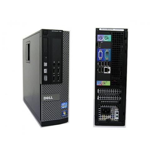 DELL OPTIPLEX 790, DT, I5 2400, 3.1 GHZ, DDR3, 16.0 GB, 250GB, DVD/RW, GB NIC, WINDOWS 10 PRO 3 YR Warranty - Refurbished