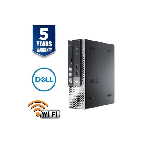DELL OPTIPLEX 7010, SFF, I5 3550, 3.3 GHZ, DDR3, 16.0 GB, 2TB DVD/RW, GB NIC, WIN 10 Professional 3 YR Warranty - Refurbished