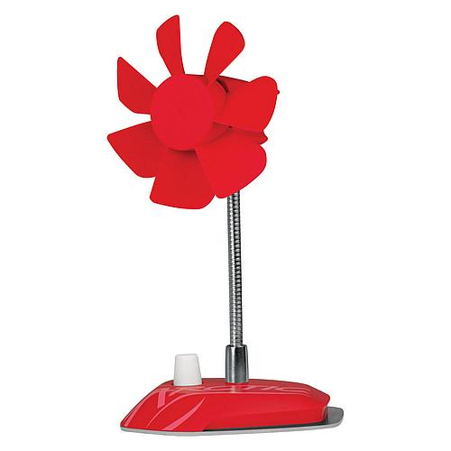 Arctic Cooling Breeze (Red) USB Fan