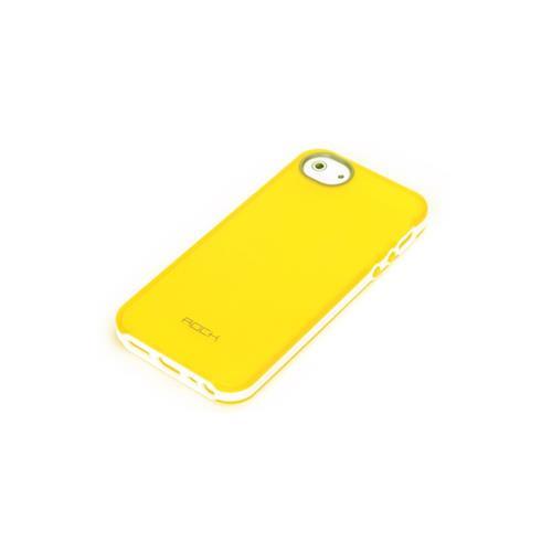 Rock Joyful Free Series Case for Apple iPhone 5 / 5S - Yellow