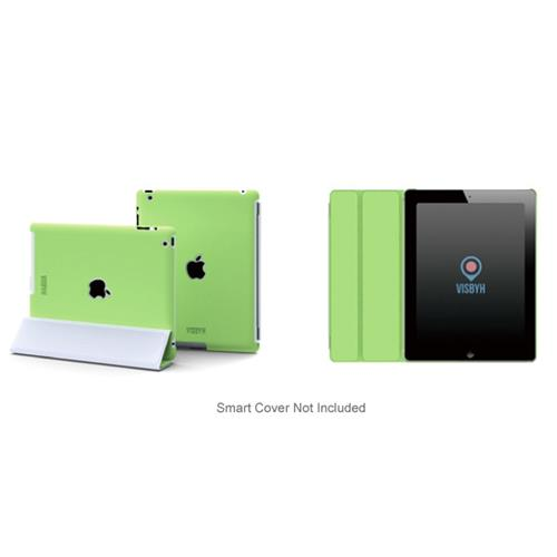 Visbyh Couple Case for Ipad 2 - Green ( Made in Korea )
