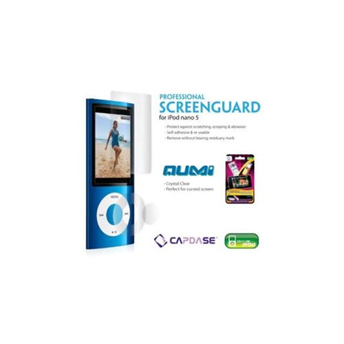 Capdase iPod Nano 5TH Generation Professional Screen Guard Crystal Clear