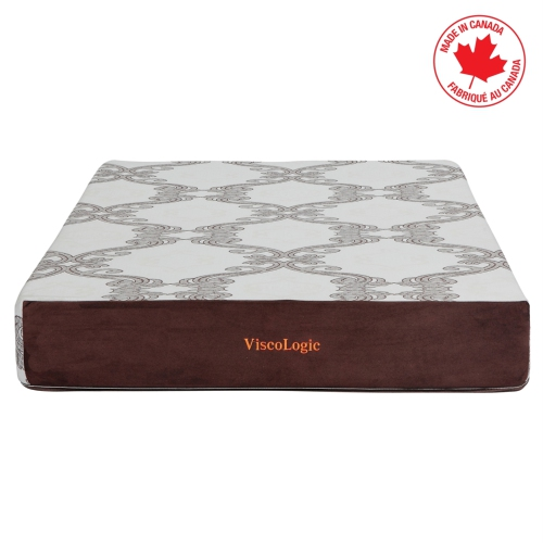 Viscologic Trance Medium Firm Gel Infused Memory Foam Mattress